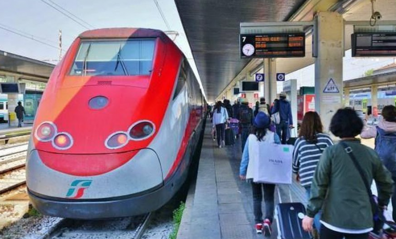 Treni Piemonte