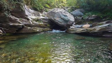 Photo of Tumpi di Bobbio Pellice, a un'ora da Torino le piscine naturali dove poter fare il bagno