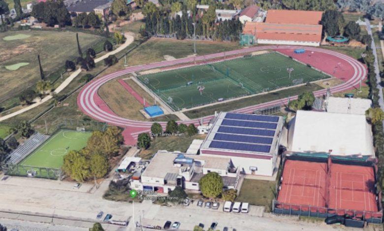 centro sportivo via Panetti