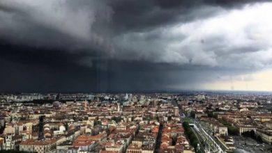 Photo of Previsioni meteo a Torino, arriva il maltempo: pioggia prevista per diversi giorni della settimana