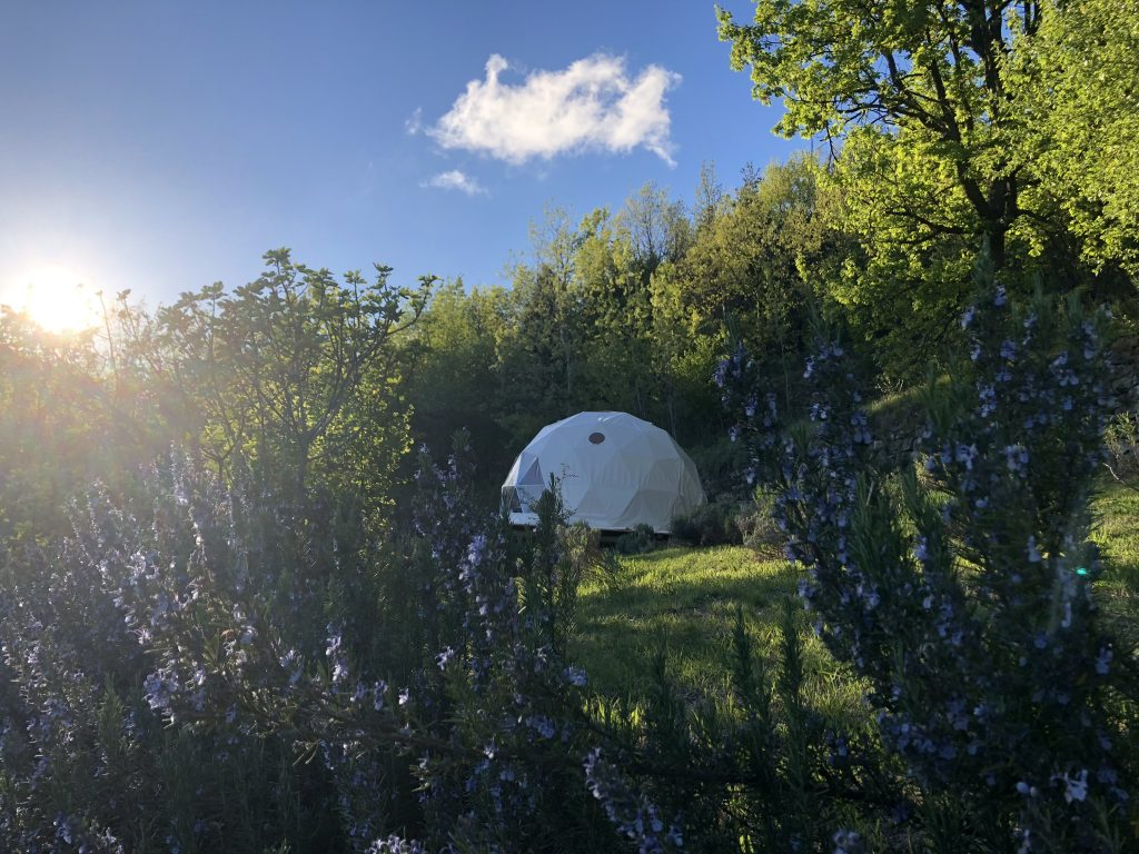 Gaia's Spheres Piemonte
