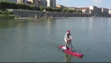 Photo of A spasso sul Po in bici: si può visitare il fiume con la bicicletta in acqua