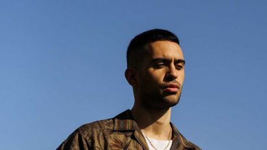 Photo of Mahmood a Torino per il video di Dorado