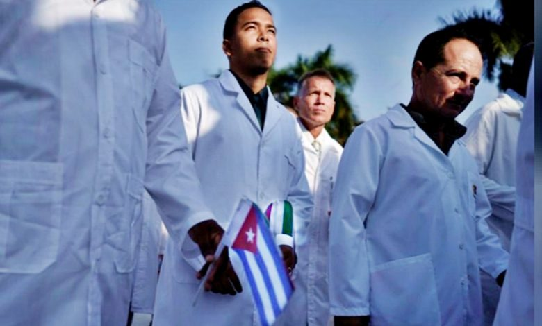 medici cubani a Torino
