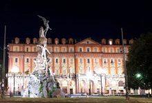 Photo of Piazza Statuto, la nuova illuminazione la rende ancora più fascinosa