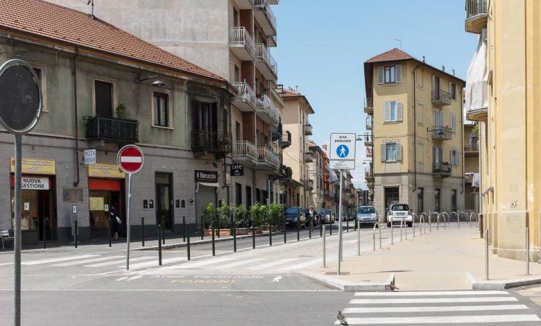 Torino nuove vie pedonali