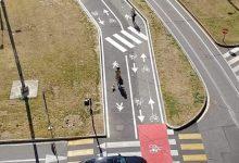 Photo of Piazza Statuto, spariscono le strisce pedonali della discordia.