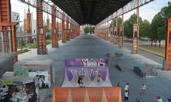 Skatepark Torino