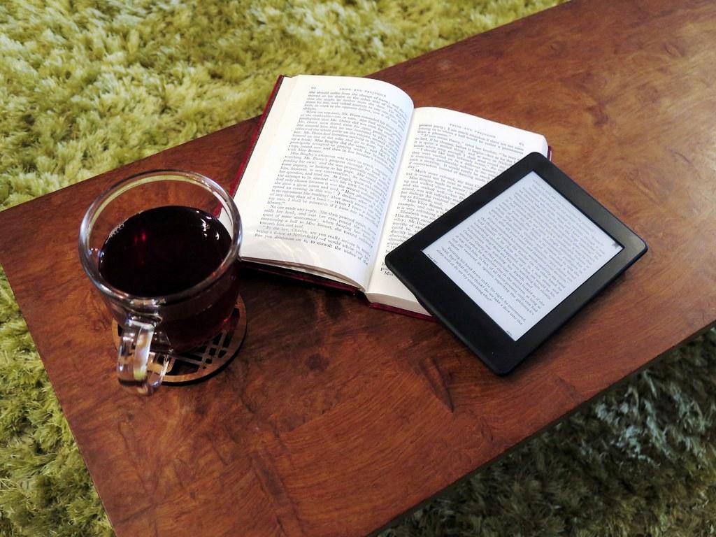 libro cartaceo e ebook
