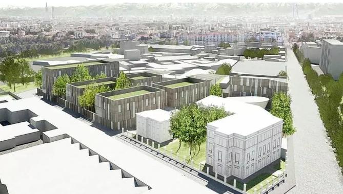 progetto Istituto Zooprofilattico Torino