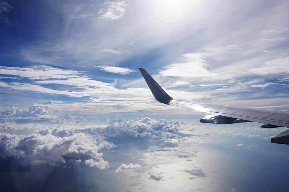 aereo cielo