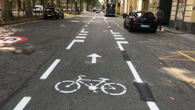 Photo of Torino piste ciclabili, in città a 20 km orari