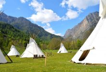 Photo of Tatanka Village: un suggestivo camping indiano vicino Cuneo