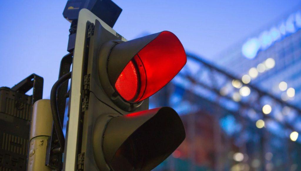 semaforo t-red torino