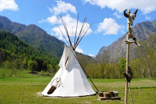 tenda indiana piemonte