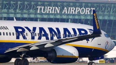 Photo of Ryanair lancia la nuova rotta invernale Torino-Napoli