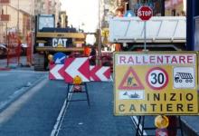 Photo of I cantieri per la nuova pista ciclabile fino al Lingotto mandano in tilt il traffico