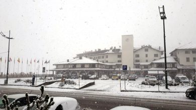Photo of La prima neve è arrivata in anticipo: imbiancate Sestriere e Ceresole Reale