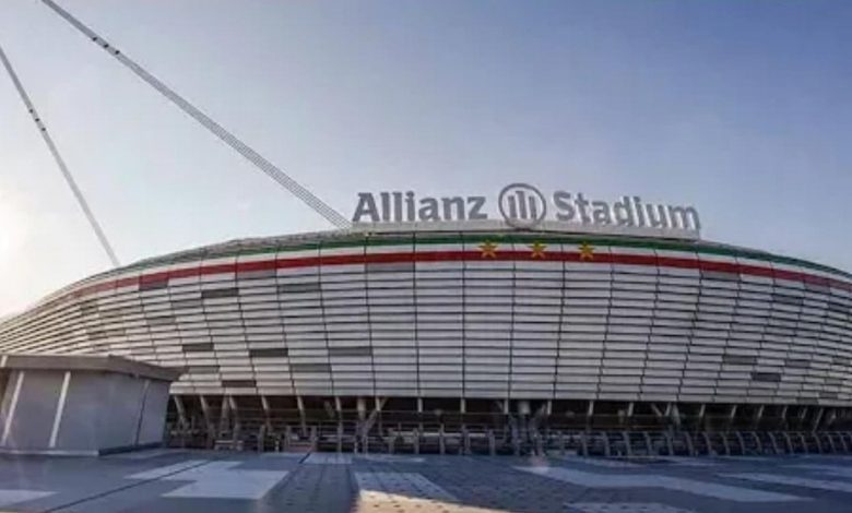allianz stadium torino