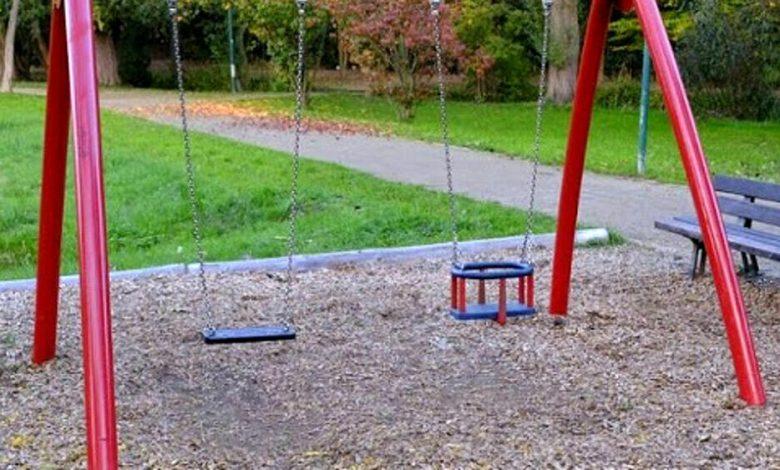 altalena parco