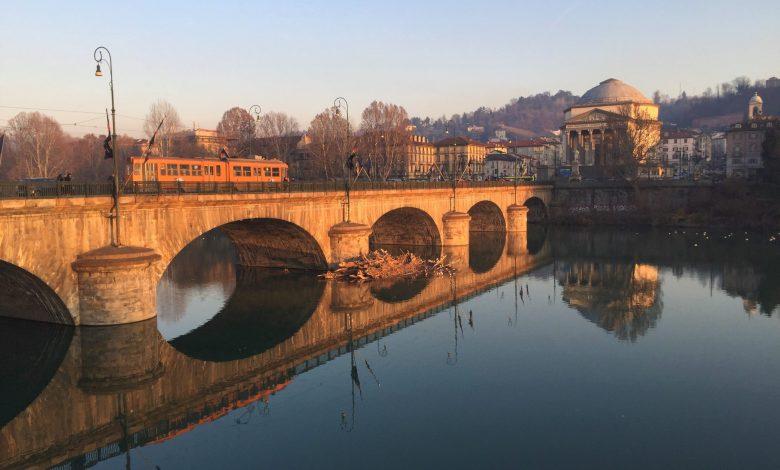 ponte piazza vittorio veneto torino