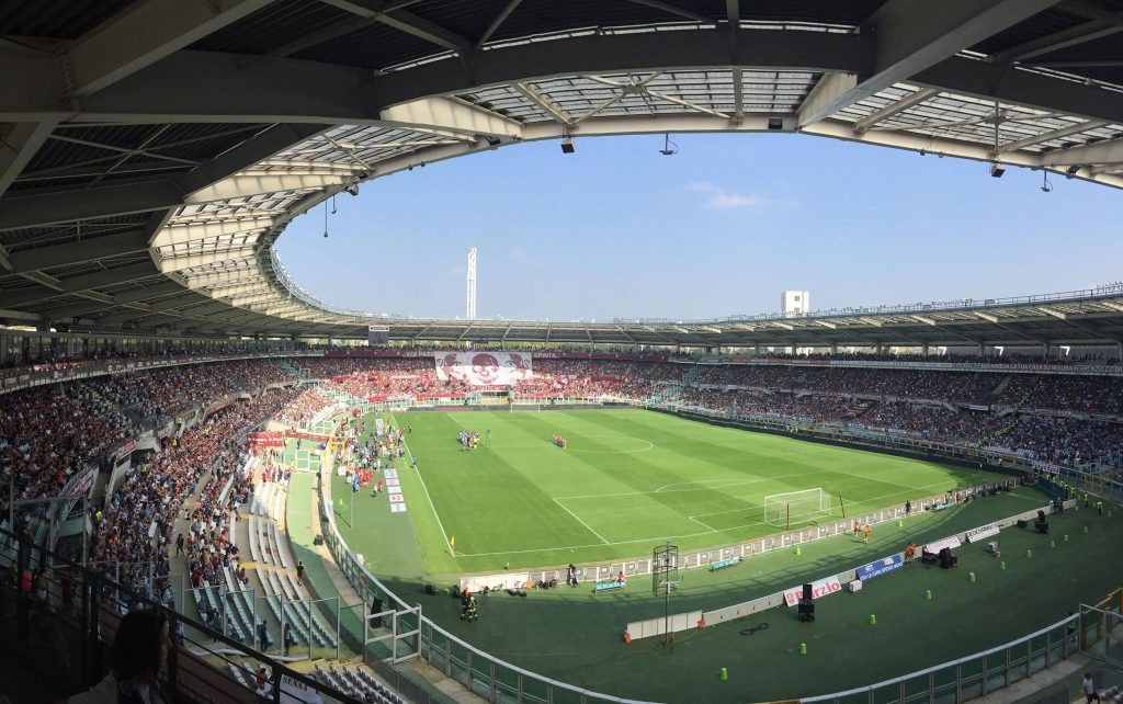 stadio olimpico grande torino curva maratona