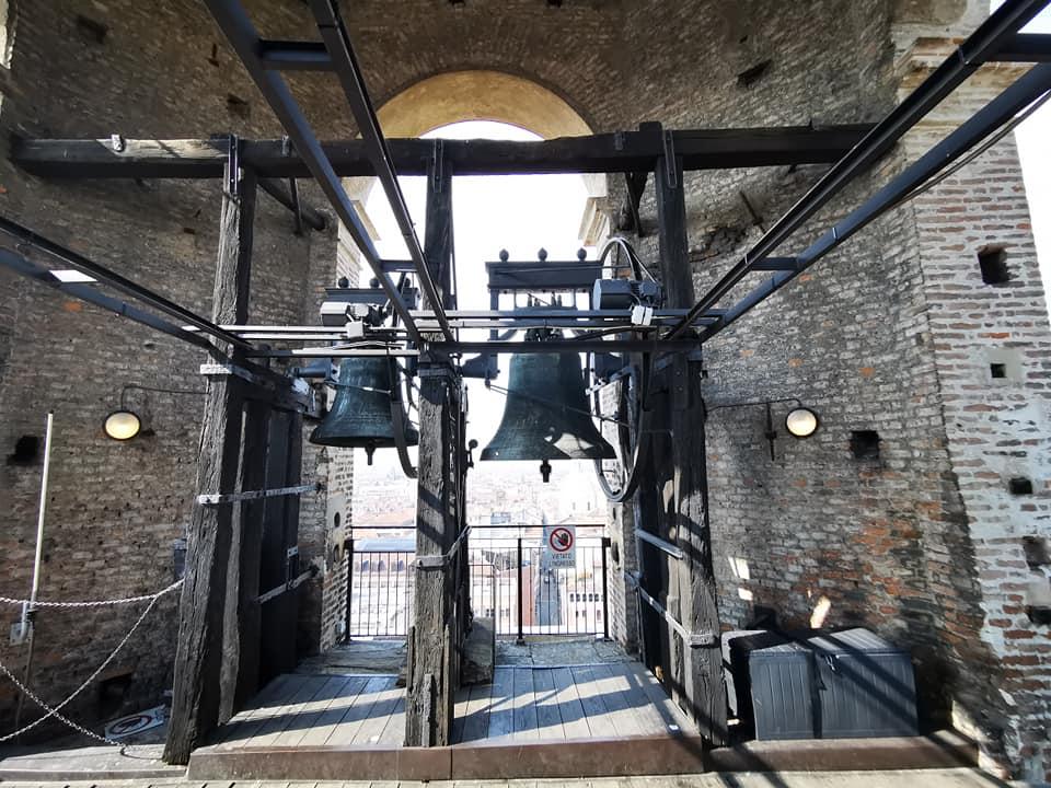 Campane del campanile del Duomo
