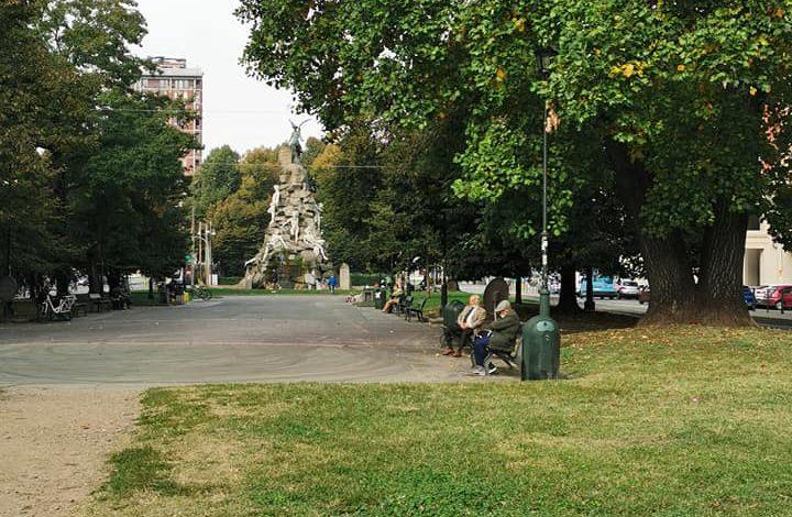 giardini piazza Statuto