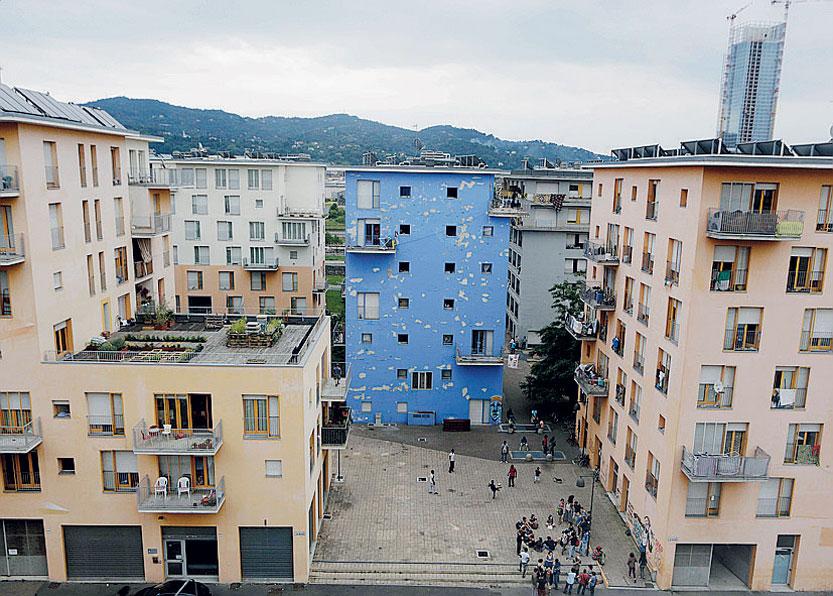 EX villaggio Olimpico Torino