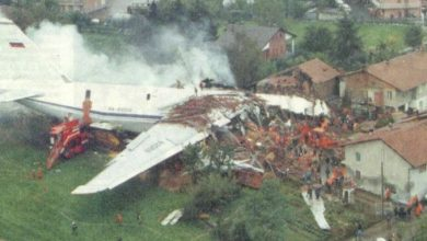 Photo of 24 anni fa la tragedia del cargo Antonov 124 poco lontano da Torino