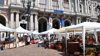 Photo of Causa Covid stop a Balon, feste di via e agli altri mercatini di Torino