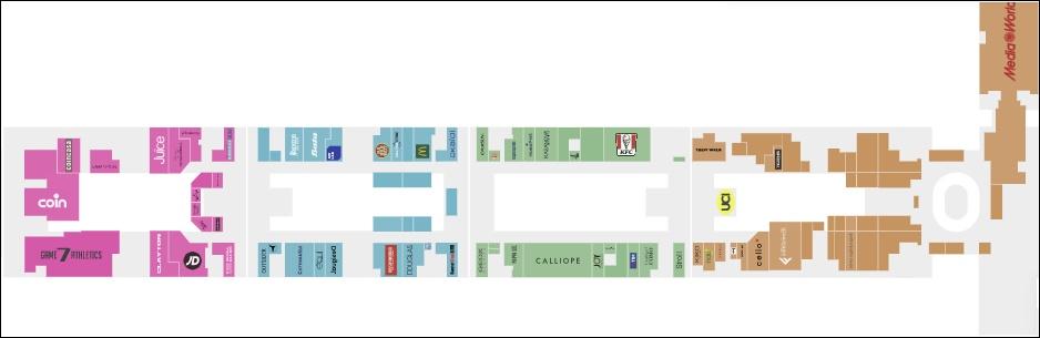 piantina negozi 8 Gallery