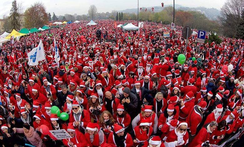 Salta il raduno dei Babbi Natale a Torino: si cercano soluzioni alternative