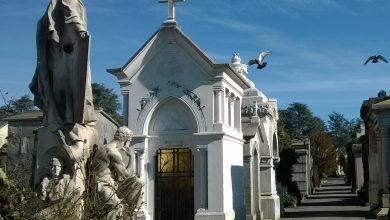 Photo of Il Cimitero Monumentale di Torino, tra capolavori e personaggi illustri