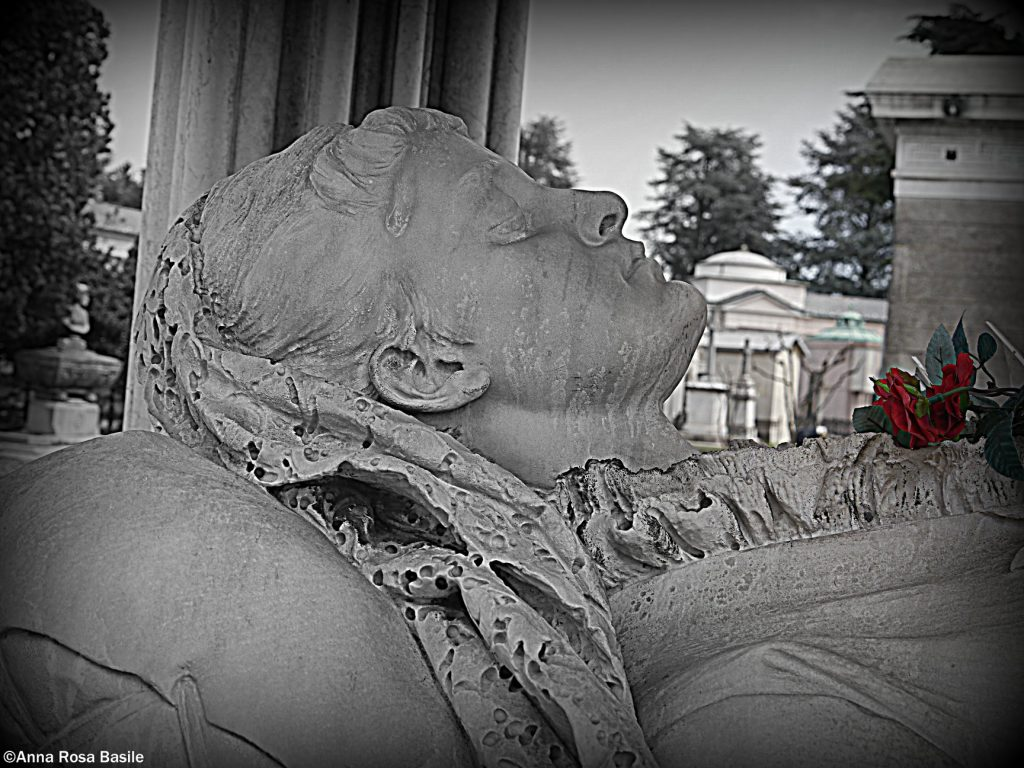 Tomba al Cimitero Monumentale di Torino di Teresa Denina Sineo