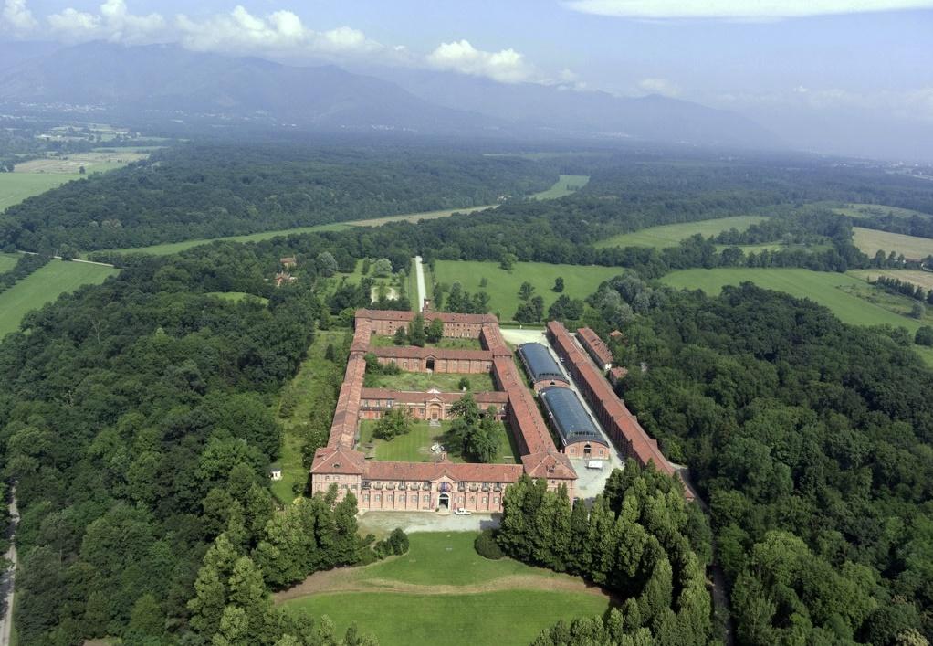 Borgo Castello de La Mandria