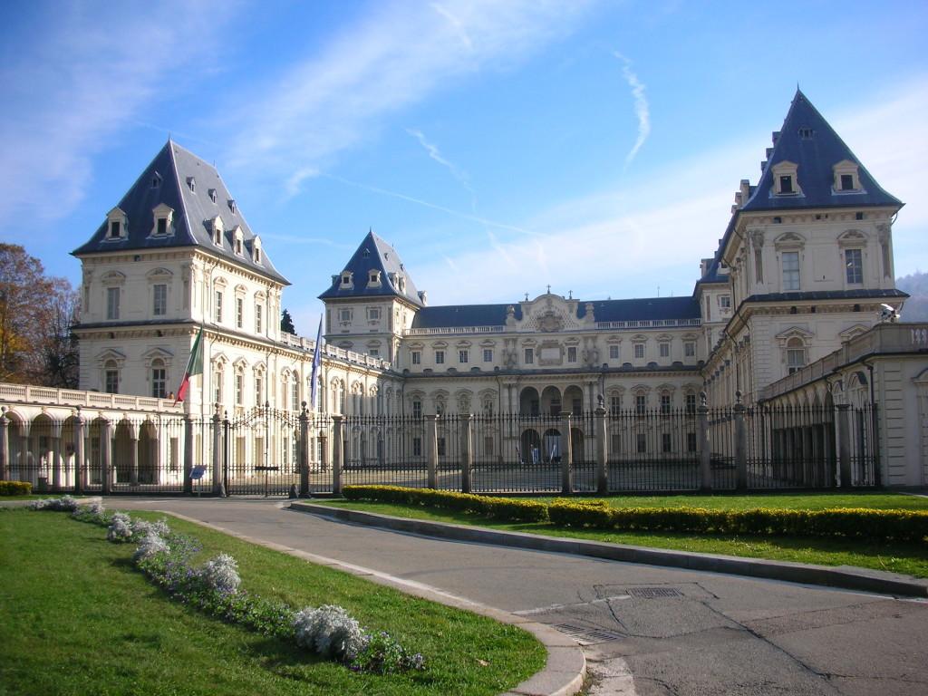 Castello del Valentino Torino