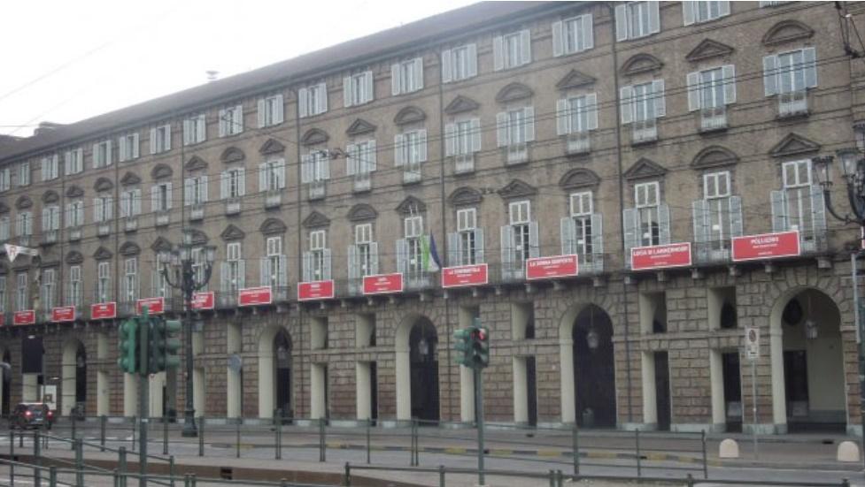 Facciata Teatro Regio Torino
