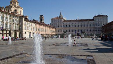 Photo of Lavori in corso per le piazze auliche di Torino