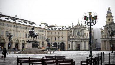 Photo of Arriva la neve a Torino: prevista la prima nevicata in città