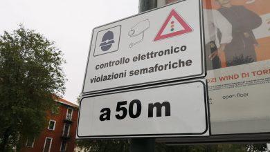 Photo of Arrivano quattro nuovi semafori Vista Red a Torino: ecco dove saranno installati