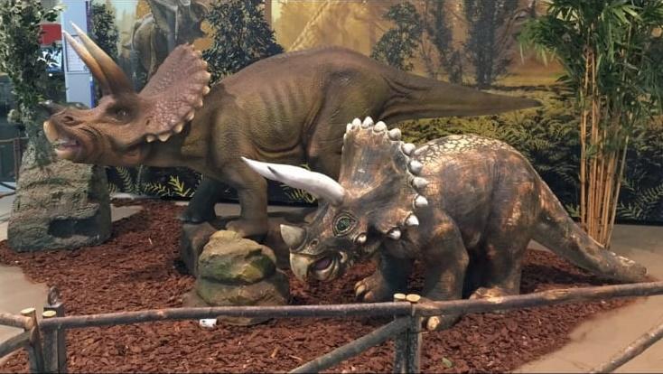 A Torino arriva Dinosaurs Park: apertura il 12 giugno