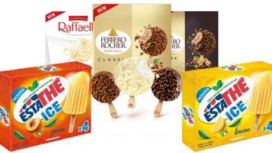 Photo of Arrivano i gelati di Ferrero Rocher, Raffaello e i ghiaccioli di Estathè
