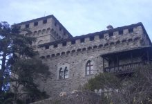 Photo of In vendita il Castello di Montestrutto, una splendida residenza neogotica