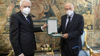 Photo of Conferita a Piero Angela la medaglia di Cavaliere di Gran Croce dell'Ordine