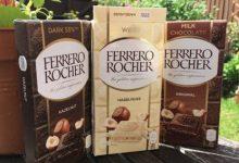 Photo of Ferrero aumenta la gamma di prodotti: in arrivo la Tavoletta Ferrero Rocher