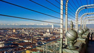 Photo of Ascensore Mole Antonelliana: la vista panoramica su Torino