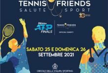 Photo of Tennis & Friends, progetto sociale per la cultura della prevenzione sanitaria, approda a Torino