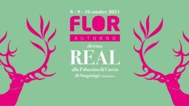 Photo of FLOReal 2021 a Stupinigi: torna l'appuntamento annuale dedicato a piante, fiori e bellezza