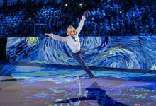 Photo of Torino, arriva in prima mondiale lo spettacolo Van Gogh On Ice